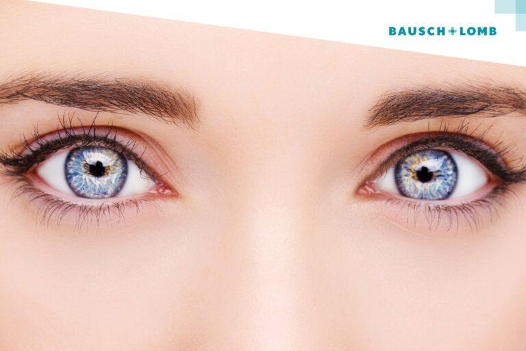 Makijaż a soczewki kontaktowe. 4 zasady, o których musisz pamiętać