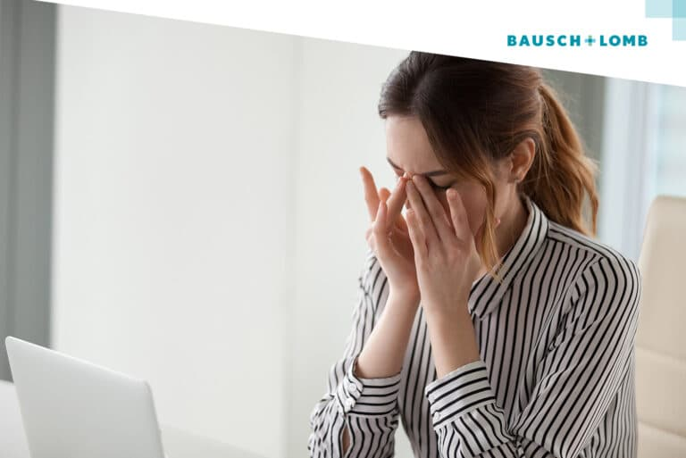Zmęczone oczy - jak sobie radzić?