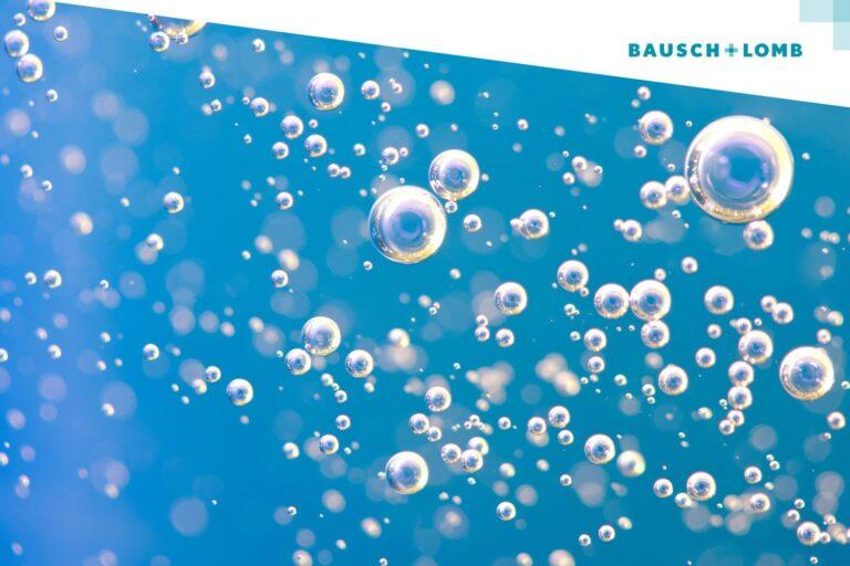Przenikalność tlenu w soczewce kontaktowej