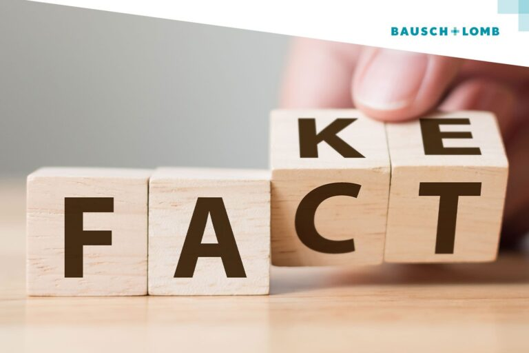 Fakty i mity na temat wzroku