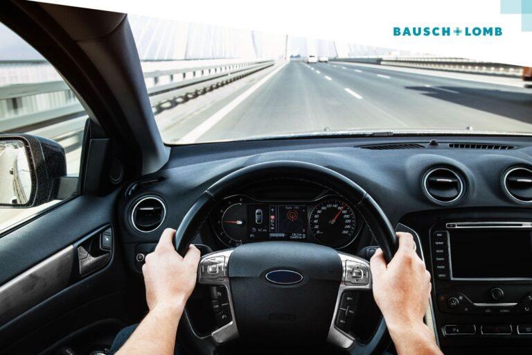 Widzenie a bezpieczeństwo na drodze